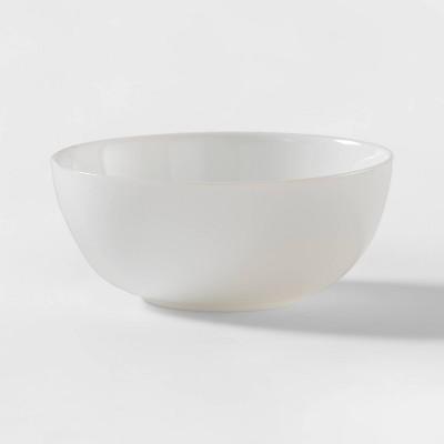 Glass Bowl 16oz White - Made By Design™