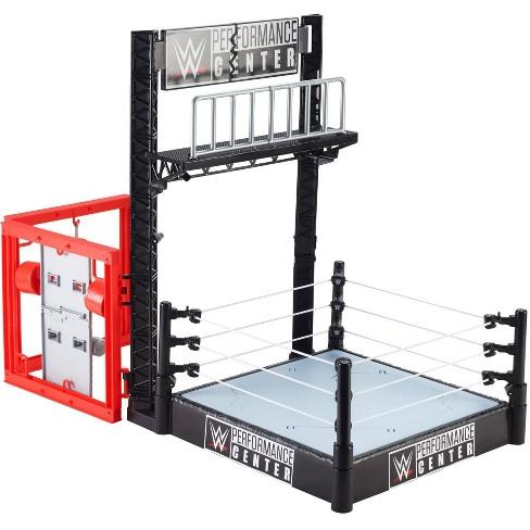WWE Wrekkin' Performance Center Playset - image 1 of 4