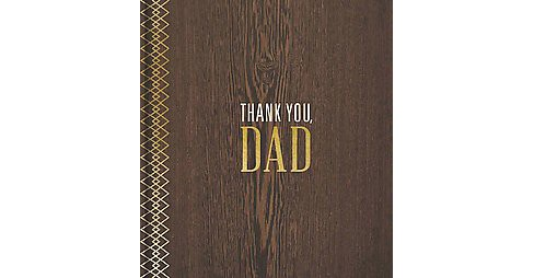 Thank You, Dad (Hardcover) (M. H. Clark) - image 1 of 1