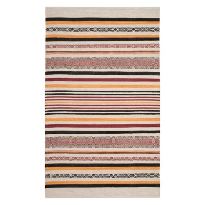 Ericka Stripe Woven Rug - Safavieh
