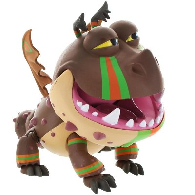 """The Loyal Subjects How To Train Your Dragon 6"""" Action Vinyl: Meatlug w/ Racing Stripes"""