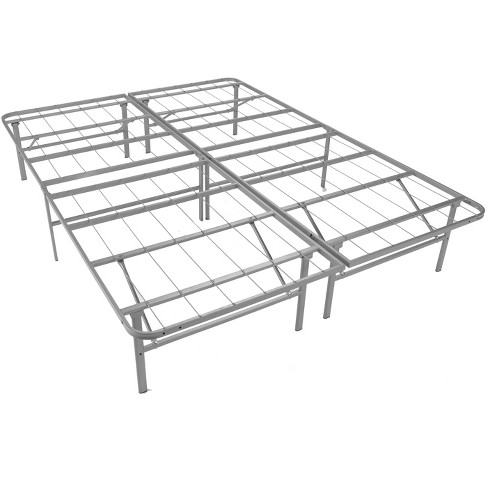 Mantua Manufacturing Mantua Premium Platform Bed Base in Silver, Replaces Box Spring and Bed Frame - image 1 of 2