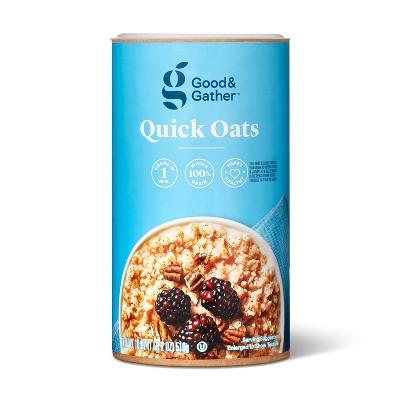 Quick Oats - 18oz - Good & Gather™