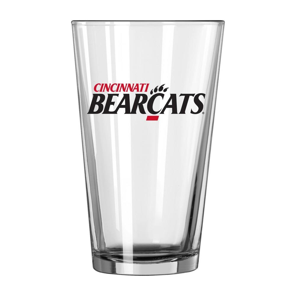 NCAA Cincinnati Bearcats Single Boxed Pint Glass - 16oz