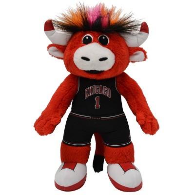 "NBA Chicago Bulls Bleacher Creatures Benny The Bull Mascot Plush Figure - 10"""