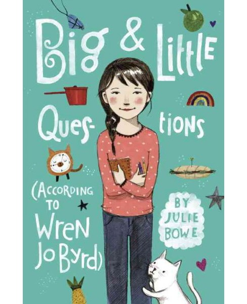 Big & Little Questions : According to Wren Jo Byrd (Hardcover) (Julie Bowe) - image 1 of 1
