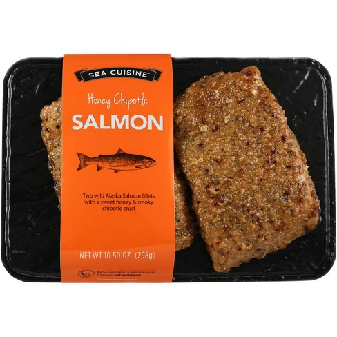 Sea Cuisine Honey Chipotle Salmon - Frozen - 10.5oz - image 1 of 2