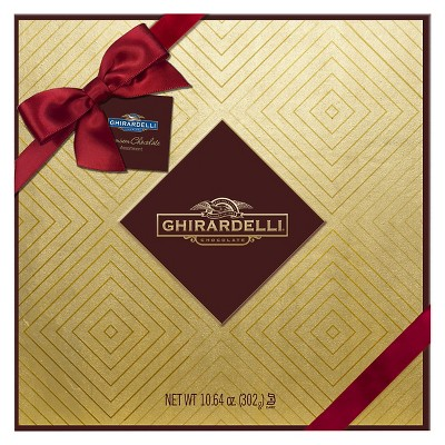 Ghirardelli Classic Collection Large Chocolate Gift Box - 10.64oz