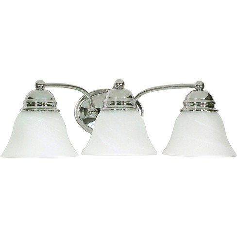 Wall Lights Bath Vanity Polished Chrome - Aurora Lighting - image 1 of 1