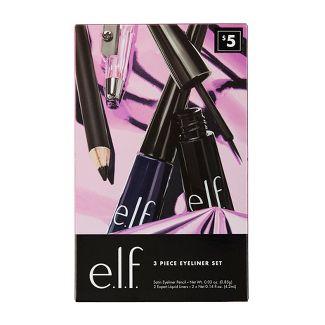 e.l.f. Holiday Eyeliner Set - 3pc