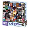 Springbok Going to the Movies Jigsaw Puzzle 1000pc - image 2 of 3