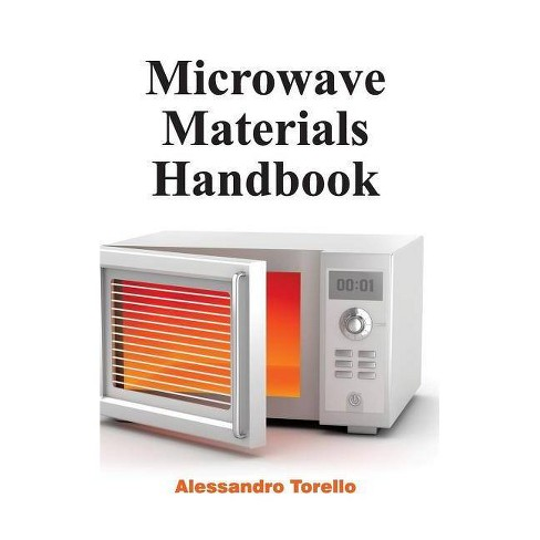 Microwave Materials Handbook - (Hardcover) - image 1 of 1