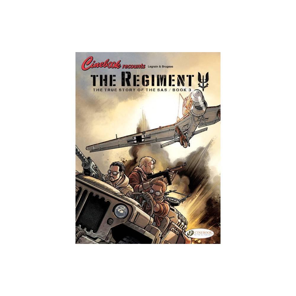 The True Story Of The Sas Regiment By Vincent Brugeas Paperback