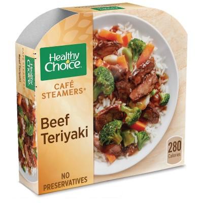 Healthy Choice Frozen Beef Teriyaki - 9.5oz