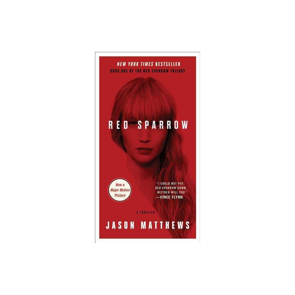 Red Sparrow Paperback Jason Matthews