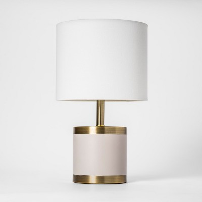 Metal Accent Lamp - Cloud Island™ Gray