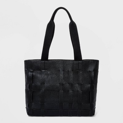 Zip Closure Tote Handbag - Universal Thread™