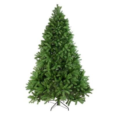 Northlight 7.5' Unlit Artificial Christmas Tree Noble Fir Full - Unlit
