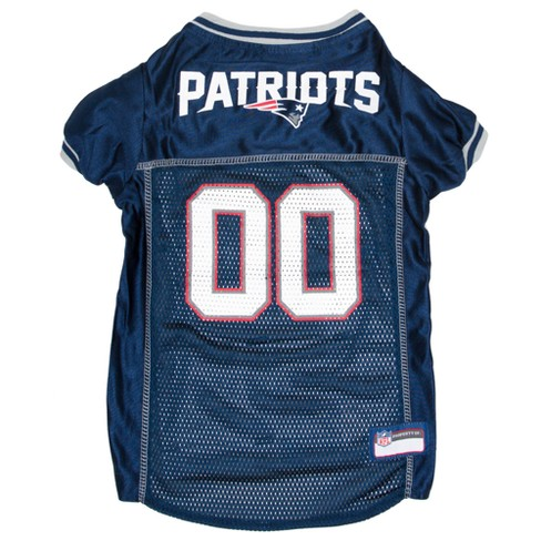6041c6862 NFL Pets First Mesh Pet Football Jersey - New England Patriots   Target