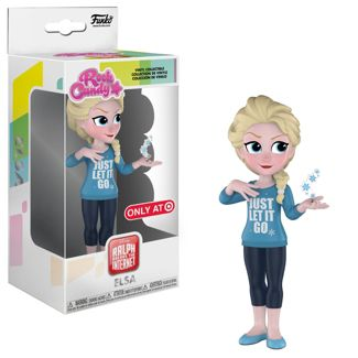 Funko Rock Candy Comfy Princesses - Elsa (Exclusives)