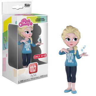 Funko Rock Candy Comfy Princesses - Elsa (Exclusives)