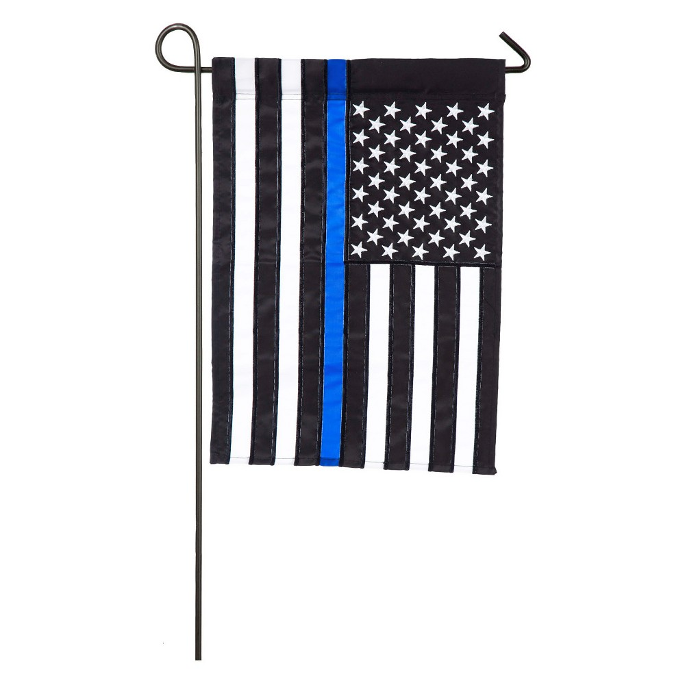 0.01 H Polyester Flag - Evergreen, Multi-Colored