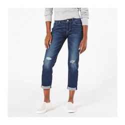 DENIZEN® from Levi's® Women's Mid-Rise Slim Boyfriend Jeans - Take It Breezy