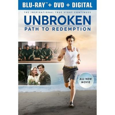 Unbroken: Path to Redemption (Blu-Ray + DVD + Digital)