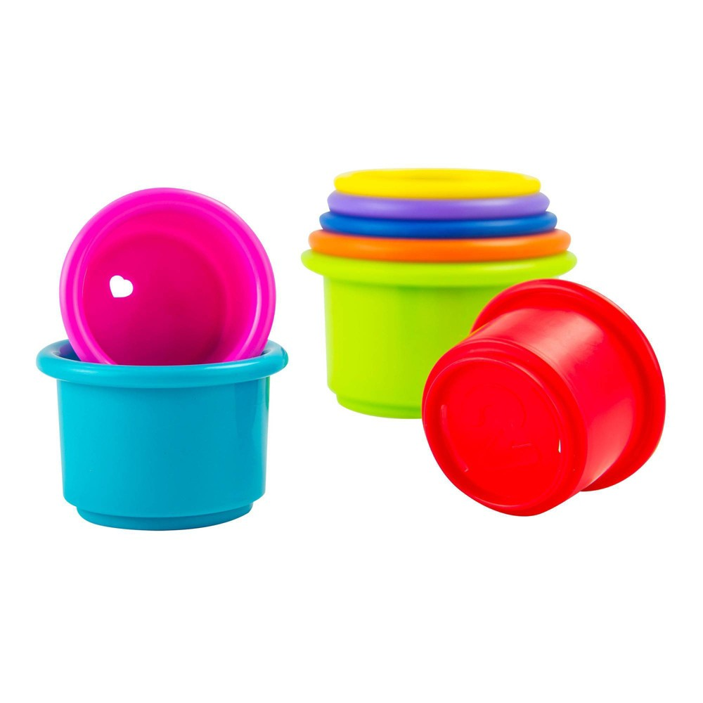 Image of Lamaze Pile & Play Stacking Cups