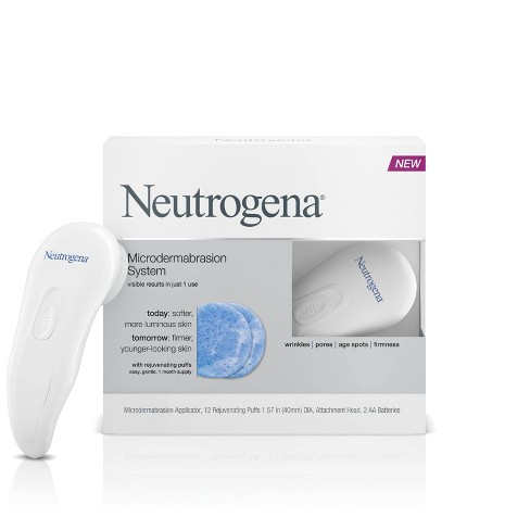 Neutrogena Microdermabrasion Kit 1 Month Skin Exfoliator - 1ct - image 1 of 4