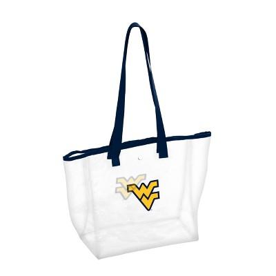 NCAA West Virginia Mountaineers Stadium Clear Bag