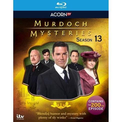 Murdoch Mysteries: Season 13 (Blu-ray)(2020) - image 1 of 1