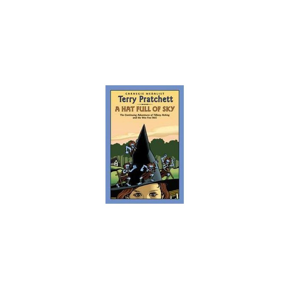 A Hat Full of Sky ( Discworld) (Hardcover)