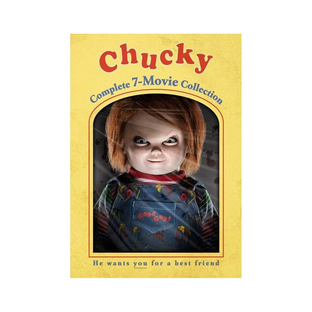 Chucky: The Complete 7-movie Collection (DVD)