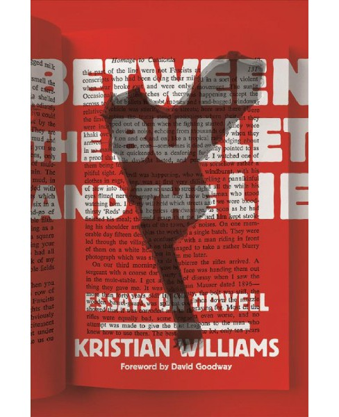 Between the Bullet and the Lie : Essays on Orwell -  by Kristian Williams (Paperback) - image 1 of 1