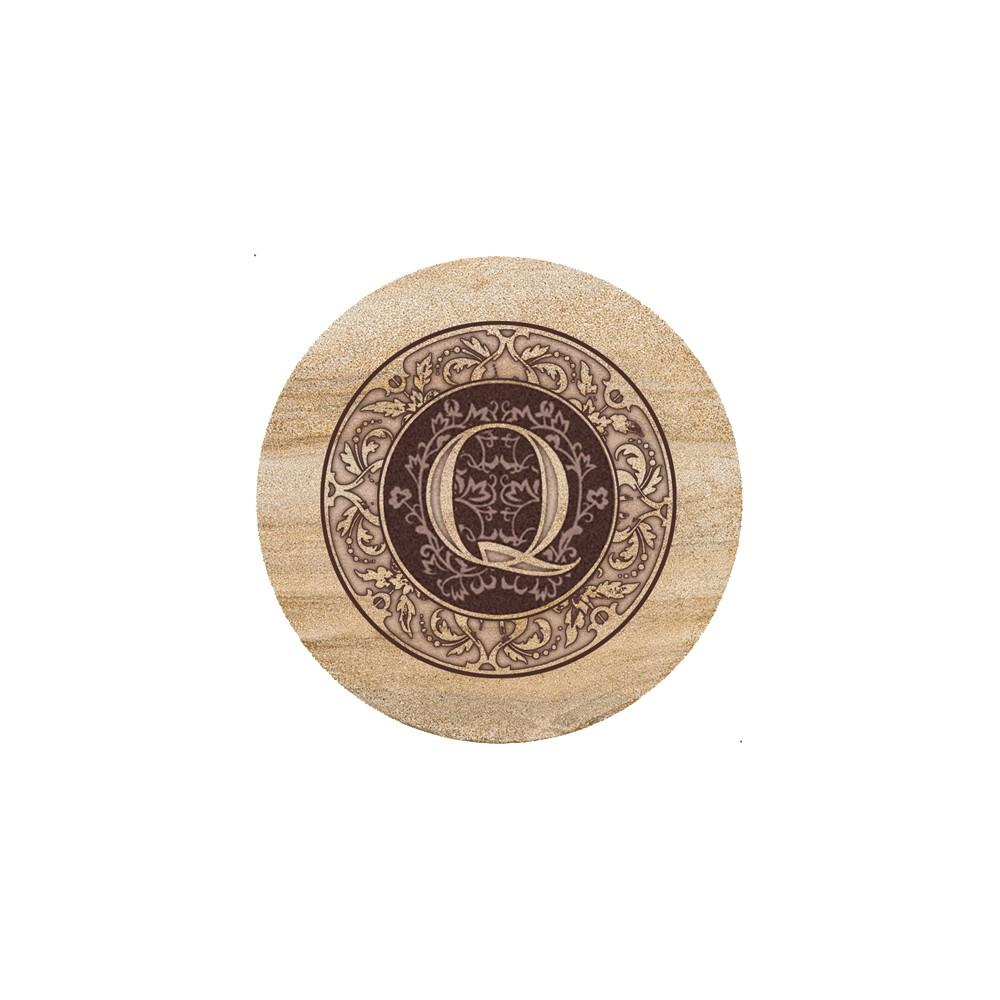 Thirstystone Monogram Q Trivet