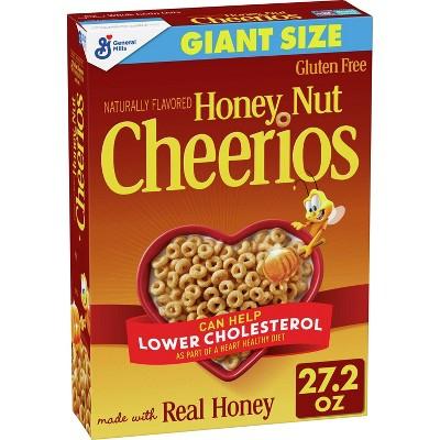 Cheerios Honey Nut - 27.2oz - General Mills