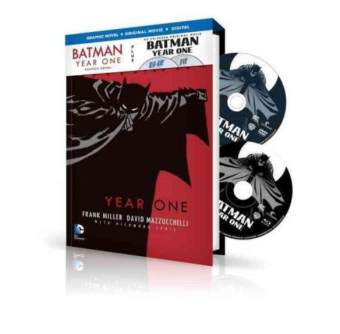 Batman Year 1 (Hardcover) (Frank Miller) - image 1 of 1