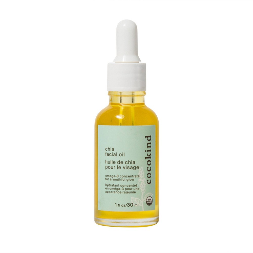 Image of cocokind Chia Facial Oil - 1oz