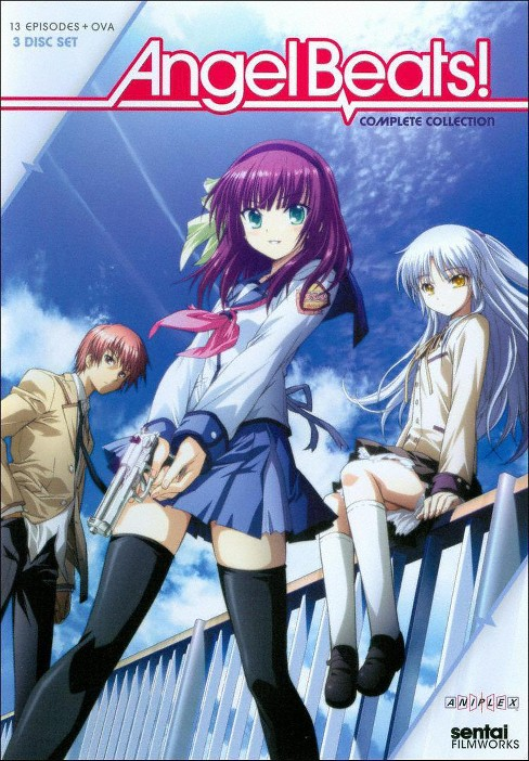 Angel beats:Complete collection (DVD) - image 1 of 1
