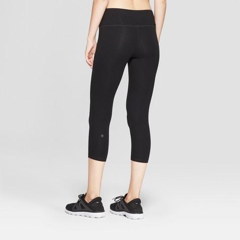 e058ab748e22 Women s Cotton Mid-Rise Capri Leggings 20