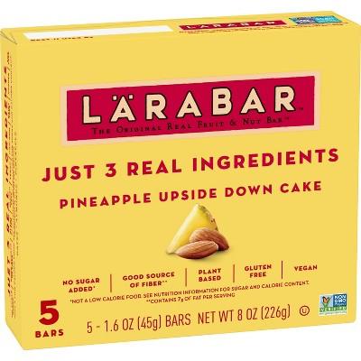 Larabar Pineapple Upside Down Cake - 8oz/5ct