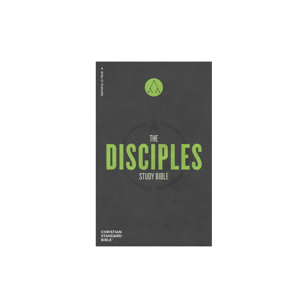 Csb Disciple's Study Bible : Christian Standard Bible - by Robby Gallaty (Hardcover)