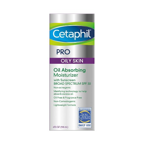 Cetaphil Oil Control Moisturizer - SPF 30 - Unscented - 4 fl oz - image 1 of 4