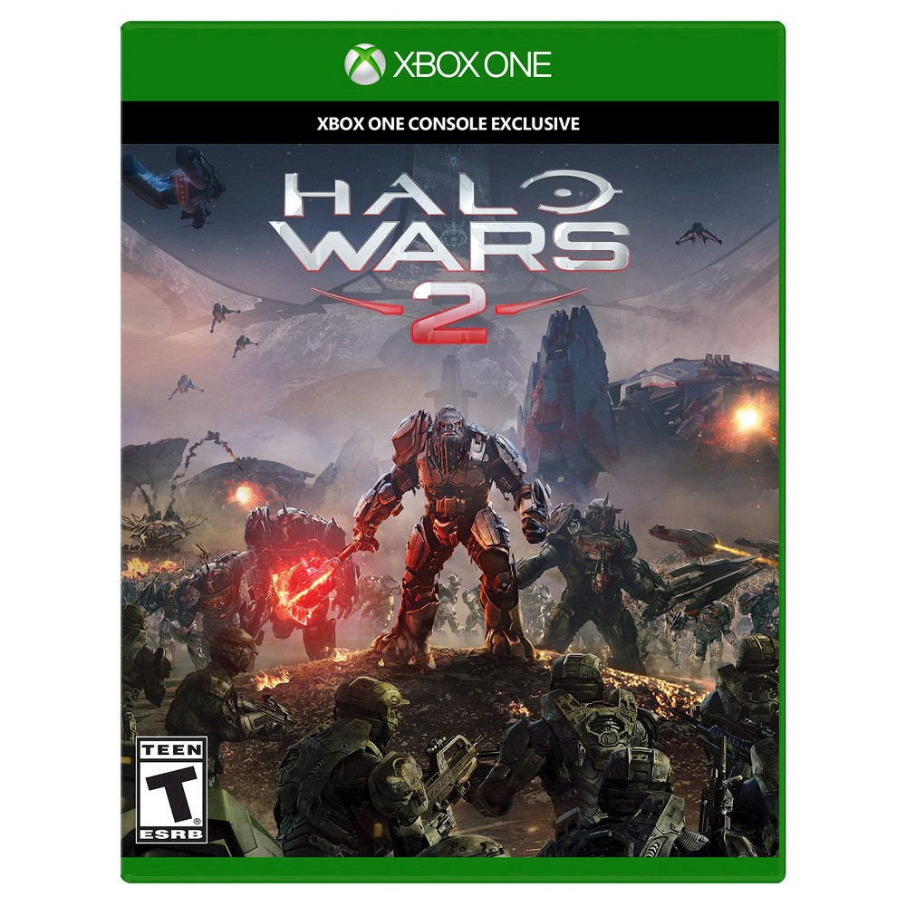 Halo Wars 2 Xbox One, video games