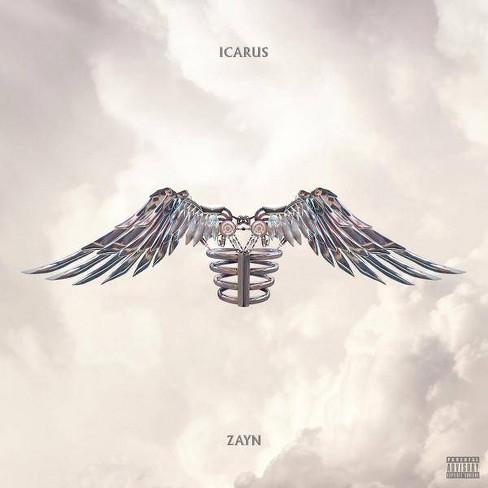 ZAYN - Icarus Falls [Explicit Lyrics] (CD) - image 1 of 1