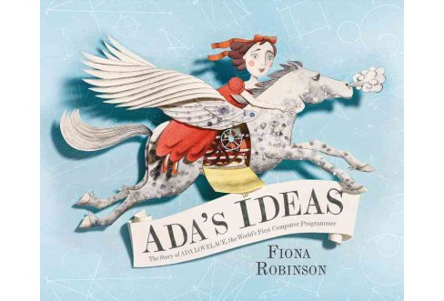 Ada's Ideas : The Story of Ada Lovelace, the World's First Computer Programmer (Unabridged) (CD/Spoken - image 1 of 1