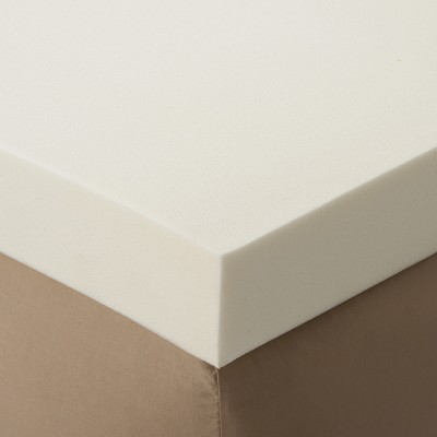 Enhance 4  Memory Foam Topper White Queen - Future Foam