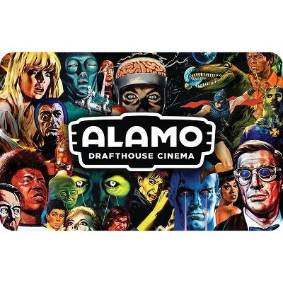 Alamo Drafthouse Gift Card (Email Delivery)