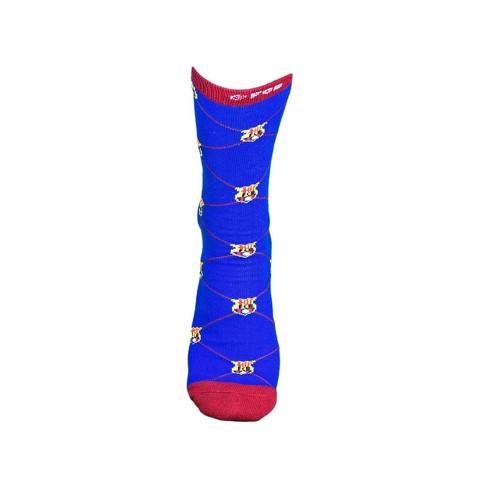 FIFA FC Barcelona Logo Crew Casual socks - image 1 of 4